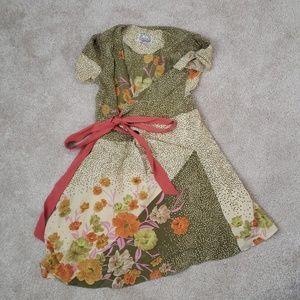 Anthropologie Baraschi dress